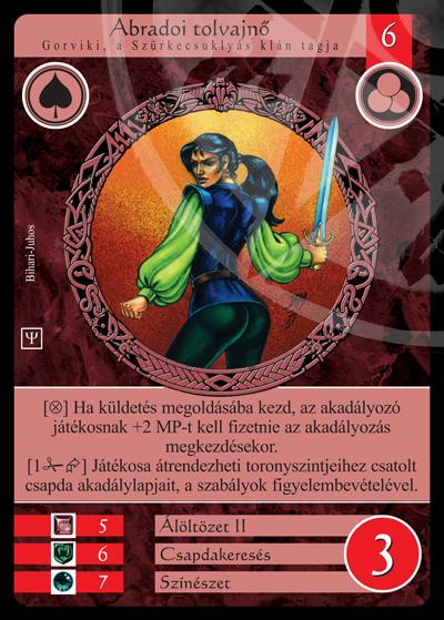 Abradói tolvajnő