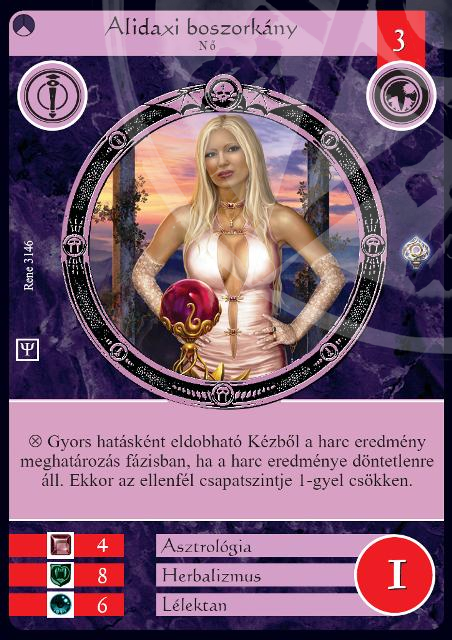 Alidaxi boszorkány