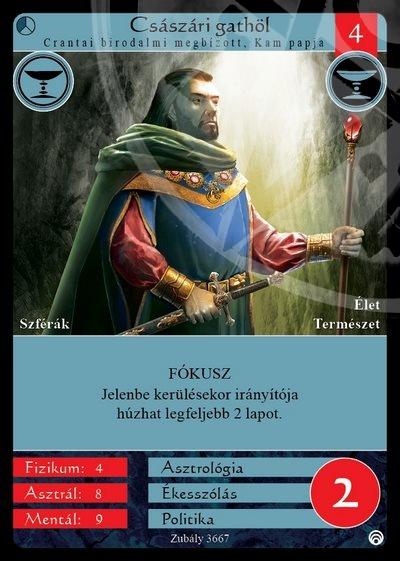 császári gathöl