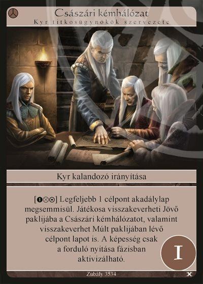 Császári kémhálózat