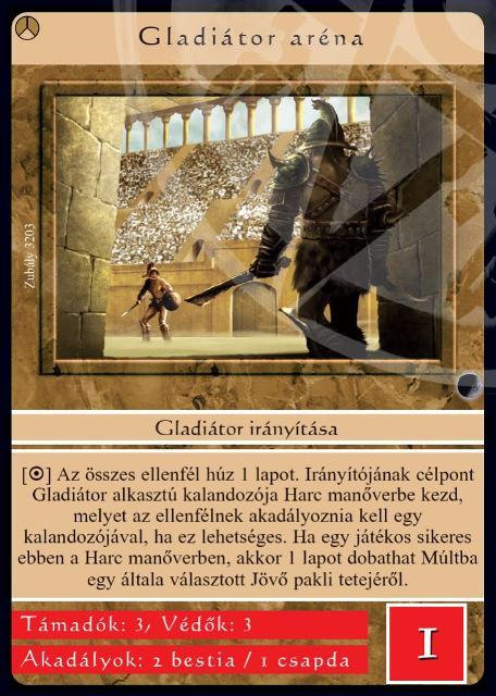 Gladiátor aréna