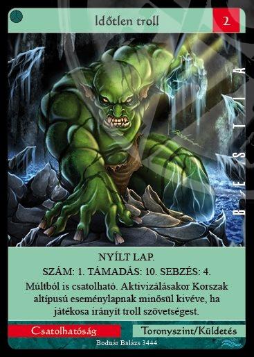 Időtlen troll