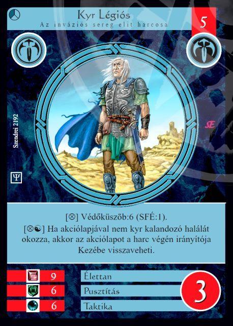 Kyr légiós