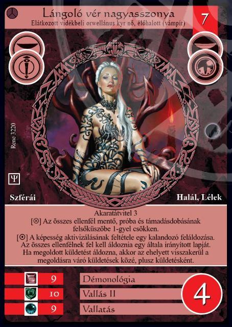 Lángoló Vér Nagyasszonya