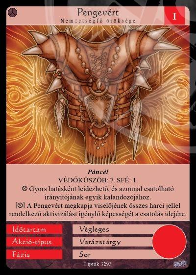 pengevért