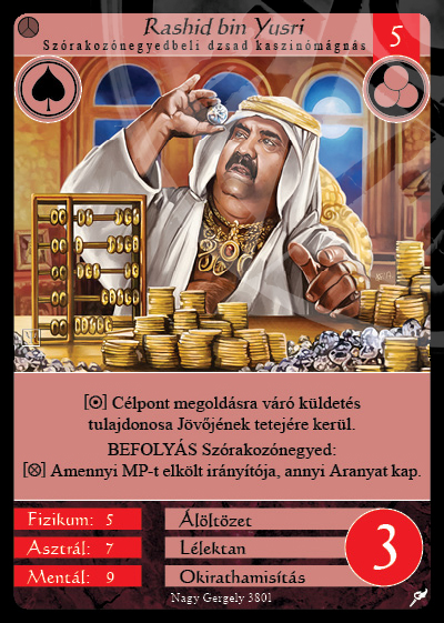 dzsad bankár