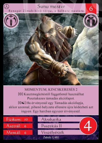 sunu mester