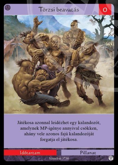 Törzsi beavatás