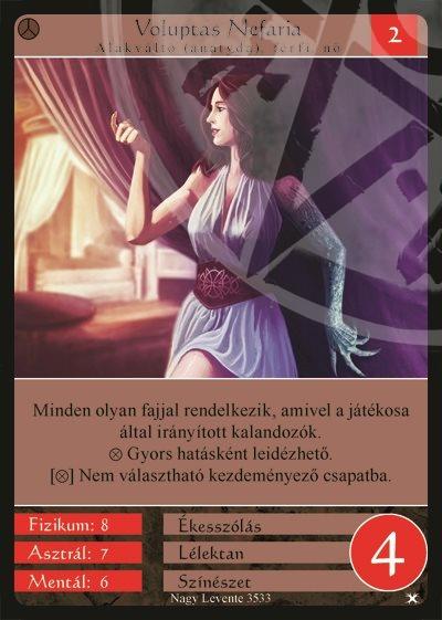 Voluptas Nefaria